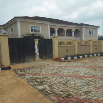 5 Bedroom Semi Detached Duplex, Akinlapa Estate, Gbekuba, Apata, Ibadan, Oyo, Semi-detached Duplex for Sale