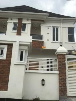 Beautiful 4 Bedroom Semi Detached with Bq, Just By Chevy View Estate, Lekki, Lagos, Semi-detached Duplex for Sale