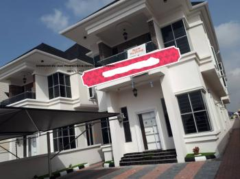 5 Bedroom Fully Detached Duplex with Boys Quarters, After Agungi Before Ikate to Lekki Phase 1, Off Lekki Expressway, Lekki Lagos., Lekki Expressway, Lekki, Lagos, Detached Duplex for Sale