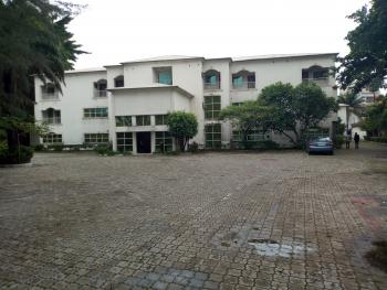 Very Spacious and Strategically Located Office Complex with Staff Quarters and a Swimming Pool, Queens Drive, Ikoyi, Lagos, Office Space for Rent