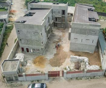 Affordable Luxury 4 Bedroom Triplex for Sale in Ajah, Lekki, Lagos. Pay 40% and Move in, Behind Golden Park Estate,  Off Lekki-epe Express Way, Lekki, Lagos. Just 2 Minutes After Lagos Business School and 3 Minutes Before Shoprite, Sangotedo, Ajah, Lagos, Terraced Duplex for Sale