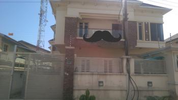 a Superbly Built 5 Bedroom Duplex with Bq, Chevy View Estate, Lekki, Lagos, Semi-detached Duplex for Rent