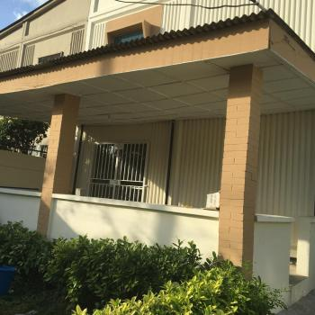 Well Renovated 4 Bedroom Semi Detached House with a Boys Quarters, Dolphin Estate, Ikoyi, Lagos, Semi-detached Duplex for Rent