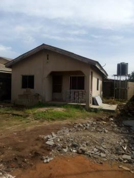 Two Bedroom Bungalow, Ayobo, Lagos, Detached Bungalow for Sale