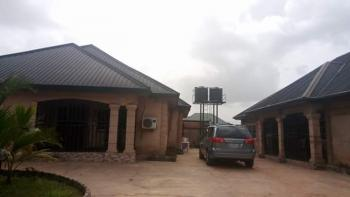Twin Bungalow, Comprises of 3 Bedroom and 5 Bedroom Bungalow on a 100x100ft of Land, Sapele Road, Benin, Oredo, Edo, Terraced Bungalow for Sale