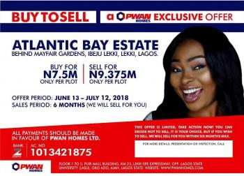 25% Profit in 6 Months After Buying This Plot We Help You Sell Back, Behind Mayfair Gardens, Awoyaya, Ibeju Lekki, Lagos, Residential Land for Sale