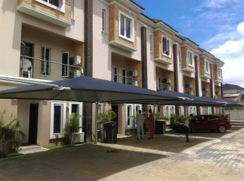 4 Bedroom Terrace Duplex in a Mini Estate, After Dominos, Agungi, Lekki, Lagos, Terraced Duplex for Rent