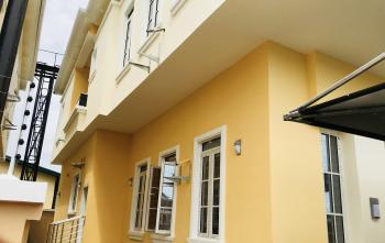 Five Bedroom Detached House with Bq, Chevron, Chevy View Estate, Lekki, Lagos, Semi-detached Duplex for Rent