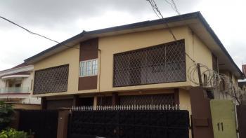 4 Bedroom Duplex with 2 Bq, Ajumobi Estate, Agidingbi, Ikeja, Lagos, Detached Duplex for Rent
