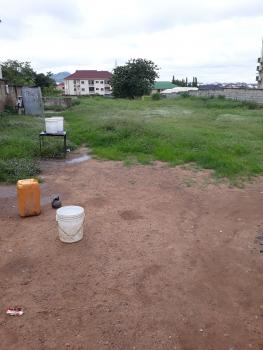 Perfectly Located Residential Land with Commercial Advantages Fenced & Gated, Off Obafemi Awolowo Way, Utako, Abuja, Residential Land for Sale