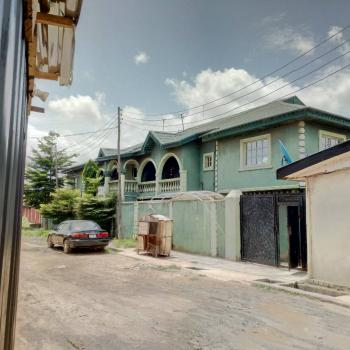 a Block of 4 Flats with 3 No Self Contained Bqs, Oke Afa, Isolo, Lagos, Block of Flats for Sale