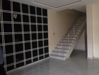 4 Bedroom Semi Detached with Bq and Private Compound, Chevy View Estate, Lekki, Lagos, Semi-detached Duplex for Sale