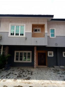 Promo Sale!! 90% Exquisitely Finished 4 Bedroom Terrace Duplex, Lekki Gardens Chevron Roundabout, Lekki Expressway, Lekki, Lagos, Terraced Duplex for Sale