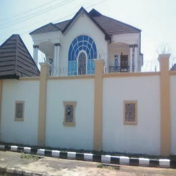 5 Bedroom Duplex at New Bodija, Kolapo Ishola Gra, New Bodija, Ibadan, Oyo, Detached Duplex for Sale