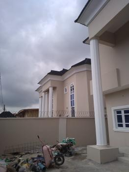 Brand New 3 Bedroom Detached Duplex with Mini Flat Bq in an Estate, Anthony, Maryland, Lagos, Detached Duplex for Rent