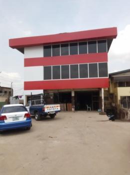Open Plan Office Space, Iwo Road, Alakia, Ibadan, Oyo, Office Space for Rent