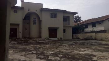 Nice 6 Bedroom Detached Duplex with 2 Bedroom Chalet and Bq, Property Can Take Over 20 Cars, Ideally for Office, Creche, Guest House, Maitama Main, Maitama District, Abuja, House for Rent