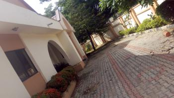 Nicely Finished 4 Bedroom Fully Detached Bungalow with a Bq, Garden, Ideal for Cafe/restaurant, Office, Spa, Residential Use, Wuse 2, Abuja, House for Rent