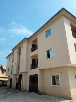 Clean and Spacious 3 Bedroom Flat with 3 Toilets(upstairs), By Sangotedo Market, Sangotedo, Ajah, Lagos, Flat for Rent