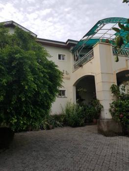 5 Bedroom Detached Duplex with Servant Quarters, Off Ibb Boulevard Way, Maitama District, Abuja, Detached Duplex for Sale