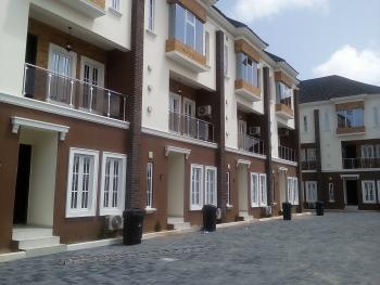 Brand New Tastefully Finished 4 Bedroom Terrace House + 1 Room Bq, Oniru Estate, Oniru, Victoria Island (vi), Lagos, Terraced Duplex for Sale