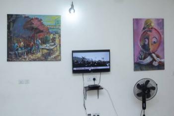 Furnished 3 Bedroom Apartment (b) - Available Daily, 53 Agungi Ajiran Road, Agungi, Lekki, Lagos, Flat Short Let