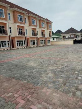 Newly Built Luxury 5 Bedroom Terrace Duplex (very Big Rooms), Osapa, Lekki, Lagos, Terraced Duplex for Rent