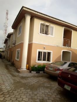 3 Bedroom Flat Very Specious in a Decent Estate, Close to Road, Vina Estate, Badore Road, Badore, Ajah, Lagos, Flat for Rent