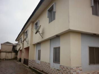 4 Nos. 3 Bedroom Flat, Philips Majekodunmi, Oko-oba, Agege, Lagos, Block of Flats for Sale