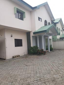 Tastefully Finished & Serviced 4 Bedroom Semi Detached Duplex with 1room  Servant Quarters & 1 Bedroom Chalet, Off Aminu Kano Crescent, Wuse 2, Abuja, Semi-detached Duplex for Rent
