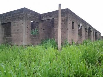 Full Plot, Contains Plan for 3 Bedrooms Up and Down in Mpwe,lagos Ibadan Express, Mowe, Orunkole Phase 2 ,mowe, Isheri North, Lagos, House for Sale