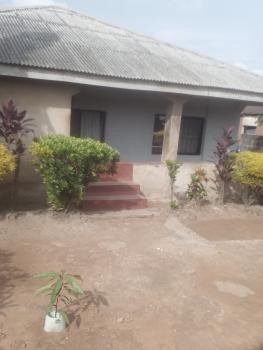 Modern Day Building of 3 Bedroom and 6 Rooms on Full Plot of Land, Oduduwa Street, Aboru, Iyana Ipaja, Alimosho, Lagos, House for Sale
