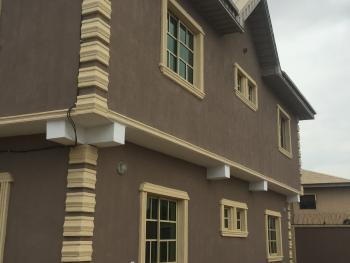 3 Bedroom Flats with Excellent Facilities, Eruteya Street, Off Balogun Crescent (ago Adura), Alimosho, Lagos, Flat for Rent