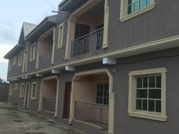 2 Bedroom Flats with Excellent Facilities, All Rooms En-suite. (negotiable), Eruteya Street, Off Ago Adura Church, Ile-epo, Abule Egba, Oke-odo, Lagos, Flat for Rent