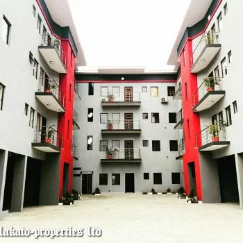 Luxury Serviced 3 Bedroom Flat with Excellent Facilities, Ikate Chisco, Ikate Elegushi, Lekki, Lagos, Block of Flats for Sale
