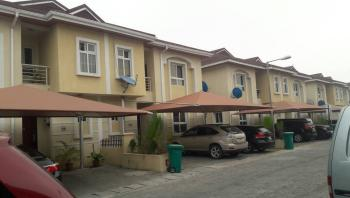 Well Finished Fully Serviced  4 Bedroom Semi Detached House for Sale, Bourdillon Court Estate Chevron Lekki #85m, Boudillion Court Estate Chevron Drive Lekki, Lekki, Lagos, House for Sale