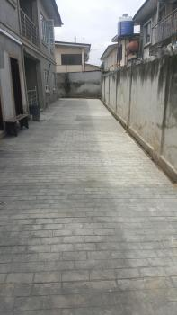 Newly Built Spacious 3 Bedroom Flat, All Round Tiles, Pop Ceiling Finishing, Wardrobes, 4 in The Compound, Separate Staircase, Off Olufemi Street, Ogunlana, Surulere, Lagos, Flat for Rent