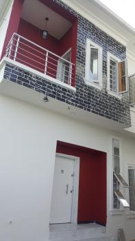 Fully Detached 4 Bedroom Luxury Duplex with a Domestic Quarter, Oral Estate, By Chevron, Lekki, Lagos, Detached Duplex for Sale