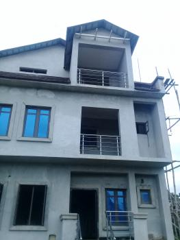 Terrace, Five Bedrooms, Not Far From Jahi and Wuse 2, Mabuchi, Abuja, Terraced Duplex for Sale