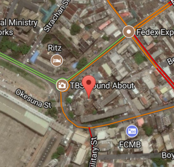 Land, Macarthy, Obalende, Lagos Island, Lagos, Commercial Land for Sale