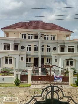 Serviced and Furnished 5 Bedroom Twin Duplex with Bq, Durumi, Abuja, Terraced Duplex for Rent