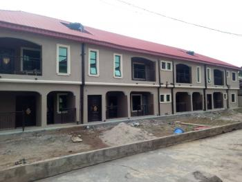 Two Bedroom and Room and Parlour Self Contained, Igando, Off College Bus Stop, Akesan, Alimosho, Lagos, Flat for Rent