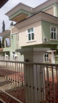 Magnificently Serviced 5 Bedroom Detached Duplex with a Bq, Asokoro District, Abuja, Detached Duplex for Rent