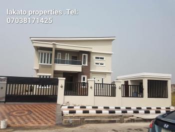 Brand New Beautifully Built 5 Bedroom Duplex, Pinnock Beach Estate, Osapa, Lekki, Lagos, Detached Duplex for Sale