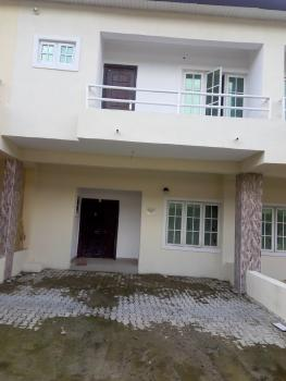Newly Finished 3 Bedroom Terraced Duplex, Lekki Gardens Estate, Ajah, Lagos, Terraced Duplex for Rent
