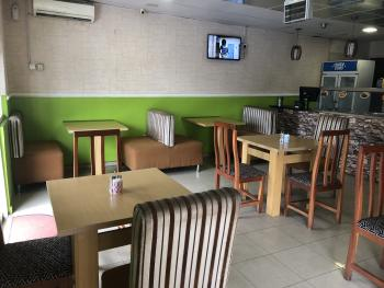 Full Furnished Restaurant, Bar and Bakery, Gwarinpa Estate, Gwarinpa, Abuja, Commercial Property for Sale