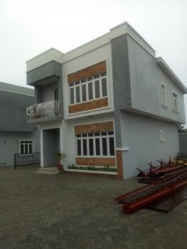 Nice Built New 3 Bedroom Duplex Serviced Mini Estate, After The Second Toll Gate Before Vgc, Lekki, Lagos, Semi-detached Duplex for Sale