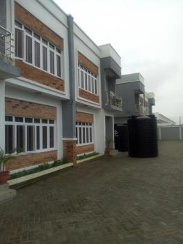 Nicely Built 3 Bedroom Semi Detached Duplex with Bq, Off Second Toll Gate Before Vgc, Lekki, Lagos, Semi-detached Duplex for Sale