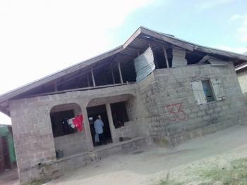 an Estate House, Off Lekki-epe Express Way Lagos, Alatise, Ibeju Lekki, Lagos, Detached Bungalow for Sale
