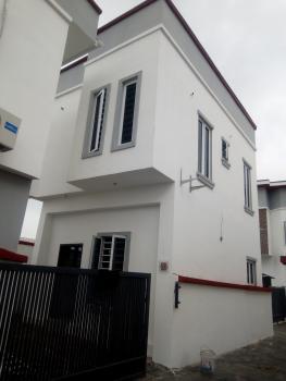 Service 2 Bedrooms Detched Duplex, Orchid Hotel Road, Lafiaji, Lekki, Lagos, Detached Duplex for Sale